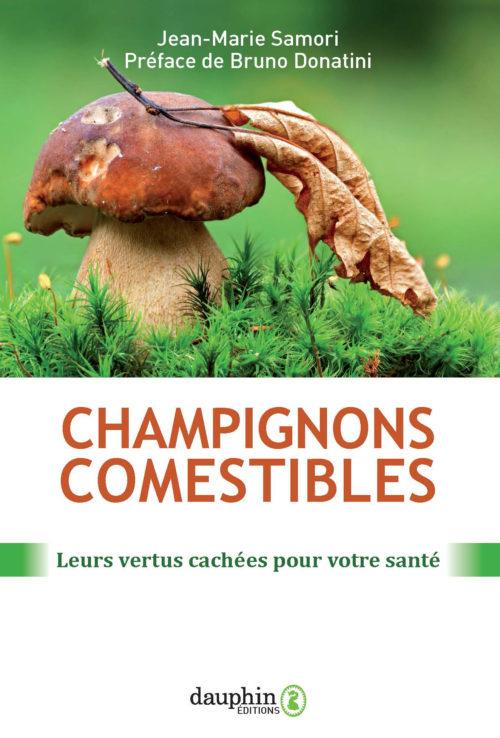 champignons comestibles aliments d'avenir