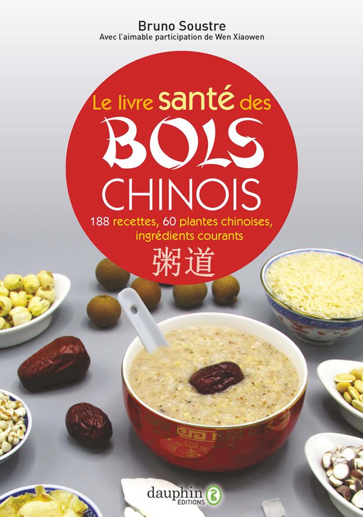 Le livre santé des bols chinois