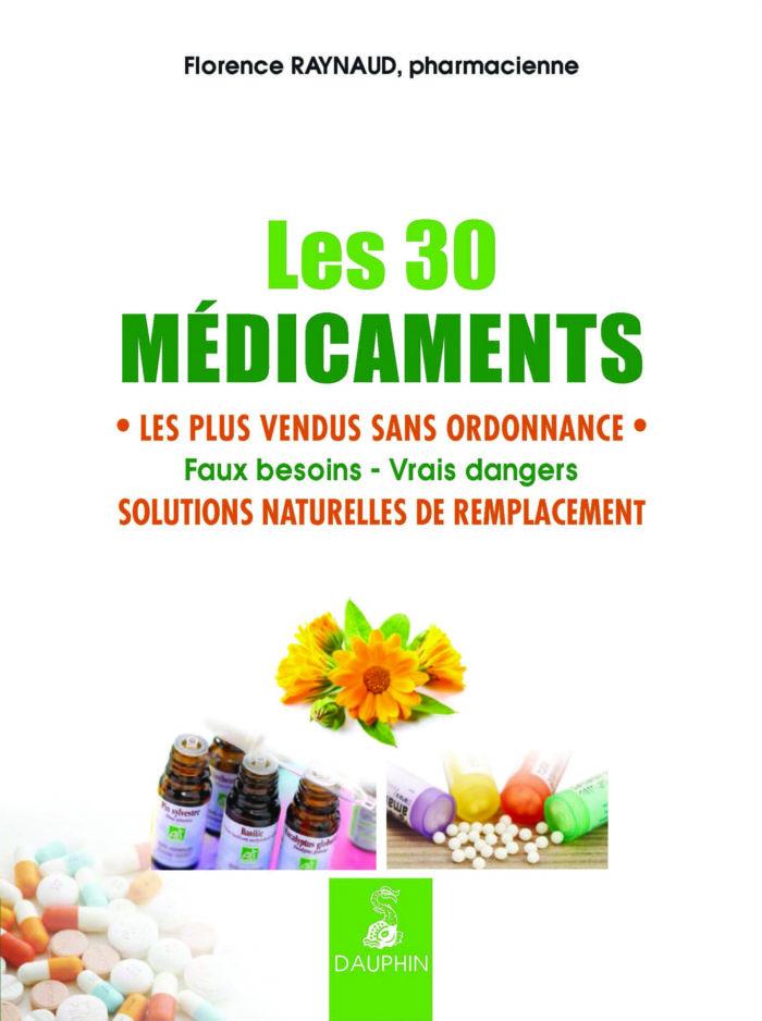 livre sur les 30 médicaments vendus sans ordonnances