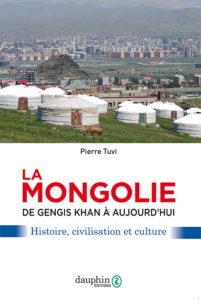 livre la Mongolie de Gengis Khan à aujourd'hui