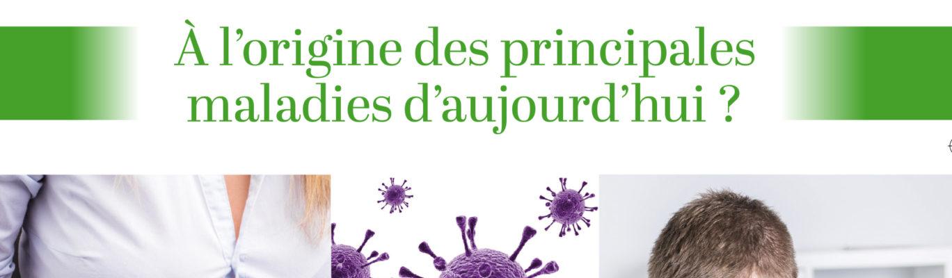 Les virus à l'origine de nos principales maladies