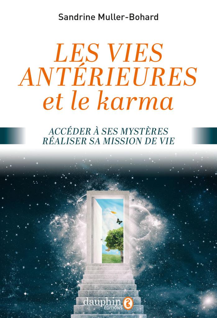 livre vies antérieures et le karma